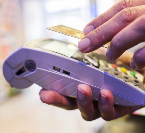 modalità di pagamento con POS